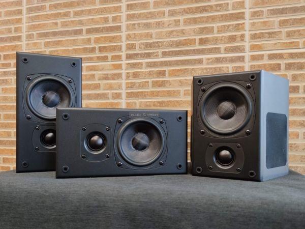 MK Sound Movie 5.1 házimozi hangfalszett hangfalak