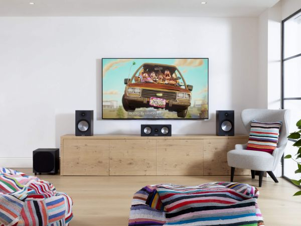 Monitor Audio Bronze 100 házimozi hangfalszett