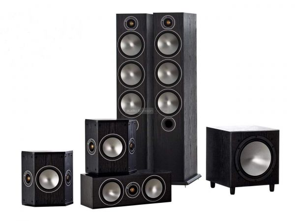 Monitor Audio Bronze 6 házimozi hangfalszett