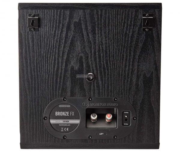 Monitor Audio Bronze FX háttérsugárzó hátlap