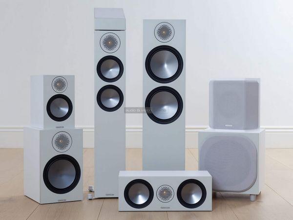 Monitor Audio Bronze 6G hangfalcsalád