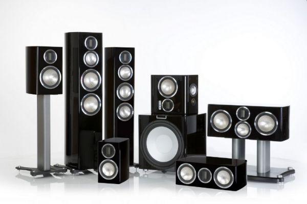 Monitor Audio Gold GX sorozat
