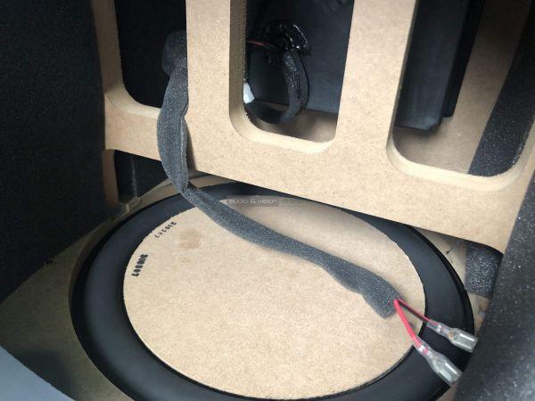 Monitor Audio Bronze W10 6G aktív mélyláda