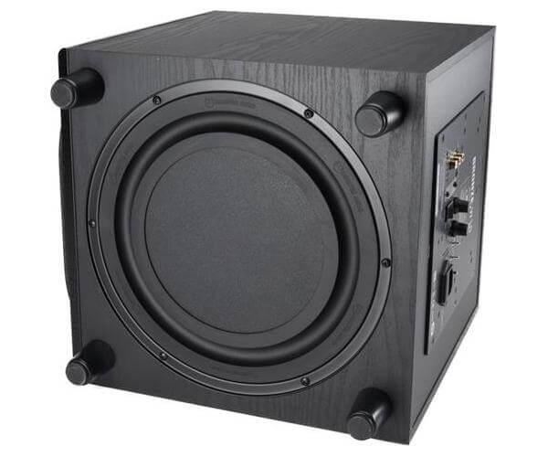 Monitor Audio Bronze W10 aktív mélyláda passzívmembrán