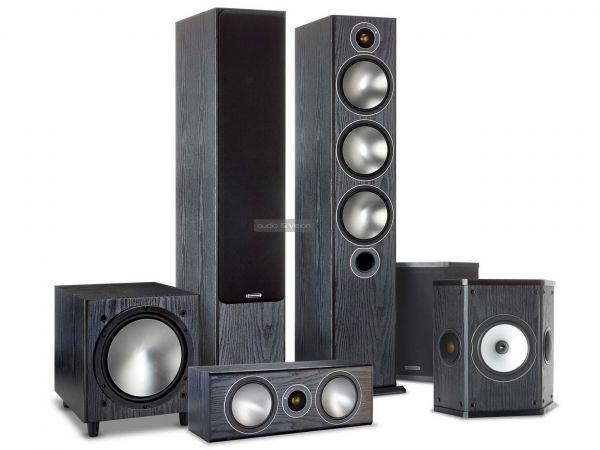 Monitor Audio Bronze házimozi hangfalszett