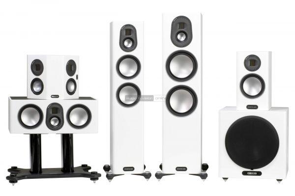 Monitor Audio Gold házimozi hangfalszett