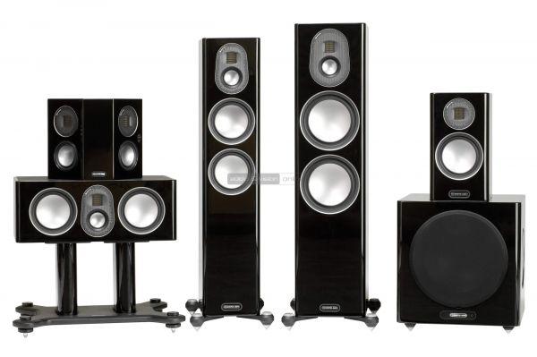 Monitor Audio Gold hangfalak