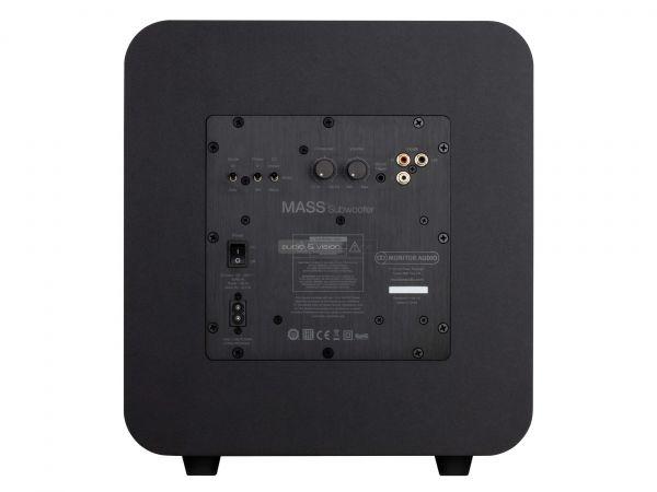Monitor Audio MASS 5.1 Subwoofer mélyláda hátlap