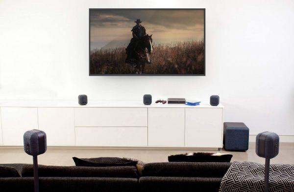 Monitor Audio MASS 5.1 házimozi hangfalszett