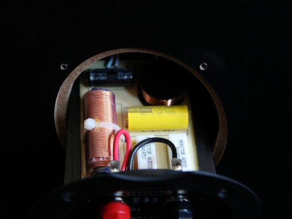 Monitor Audio Monitor 100 4G hangfal keresztváltó
