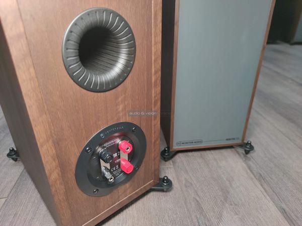 Monitor Audio Monitor 200 4G hangfal csatlakozó