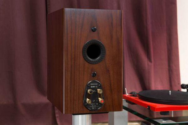 Monitor Audio Silver 100 hangfal hátlap