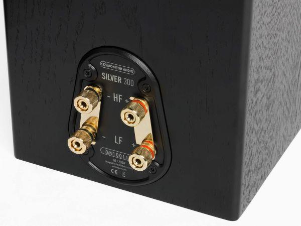 Monitor Audio Silver 300 hangfal csatlakozó