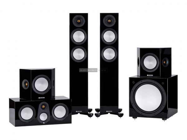 Monitor Audio Silver 200 7G házimozi hangfalszett