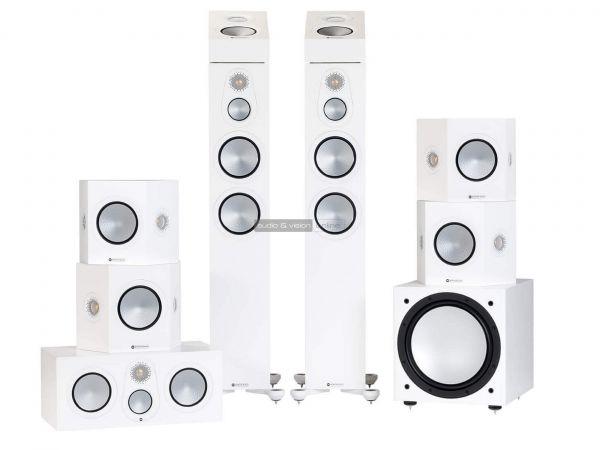 Monitor Audio Silver 300 7G házimozi hangfalszett