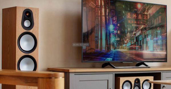 Monitor Audio Silver 500 7G házimozi hangfalszett