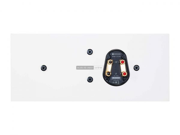 Monitor Audio Silver C250 7G centersugárzó hátlap