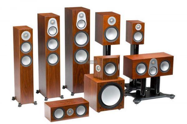 Monitor Audio Silver hangfalak