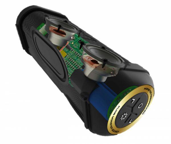 Monster Firecracker Bluetooth hangszóró