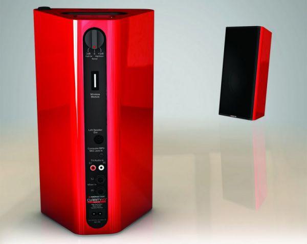 Monster Clarity HD Model One iPod dokkoló sztereó hangrendszer