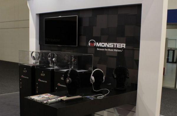 Monster fejhallgatók IFA 2012