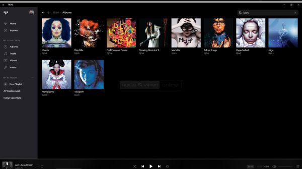 ez lenne az összes Björk album