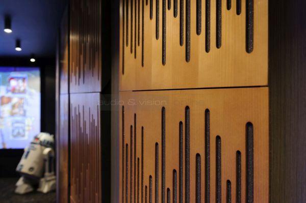 Moziszoba - Vicoustic akusztikai panelek