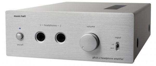 Music Hall ph25.2 csöves fejhallgató erősítő
