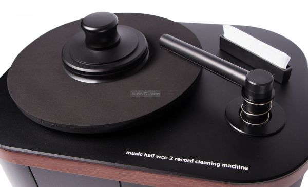Music Hall WCS-2 lemezmosógép