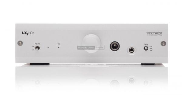 Musical Fidelity LX2 HPA fejhallgató erősítő