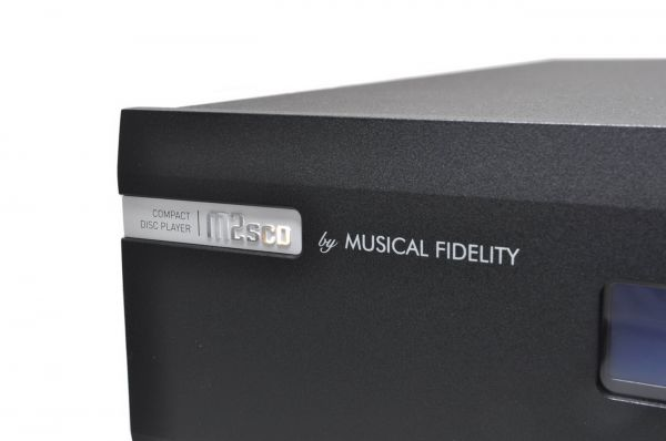 Musical Fidelity M2scd CD-lejátszó