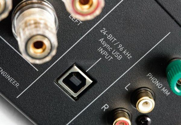 Musical Fidelity M5si integrált sztereó erősítő USB DAC