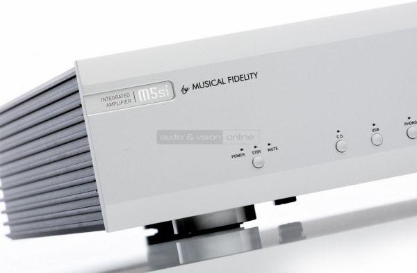 Musical Fidelity M5si integrált sztereó erősítő