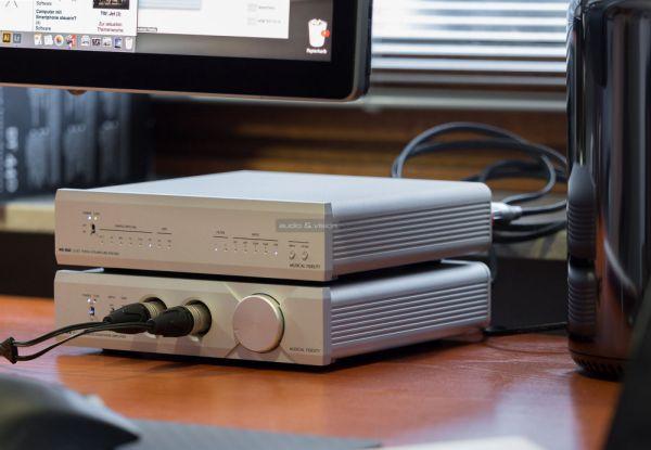 Musical Fidelity MX-DAC és MX-HPA