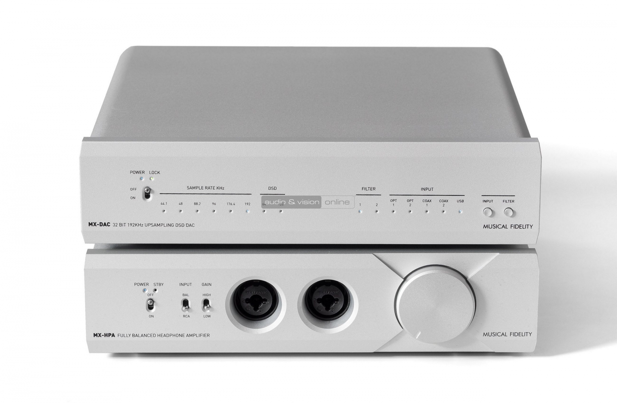 Musical Fidelity MX-DAC DA konverter teszt  598052037b