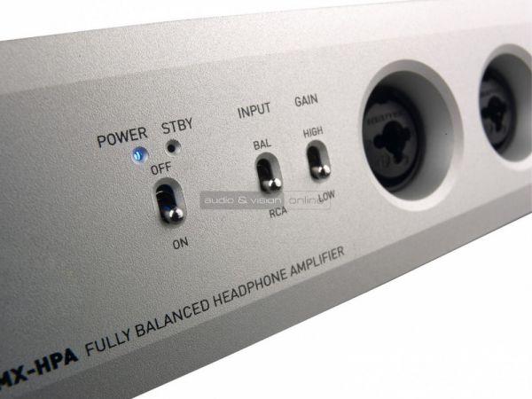 Musical Fidelity MX-HPA fejhallgató erősítő