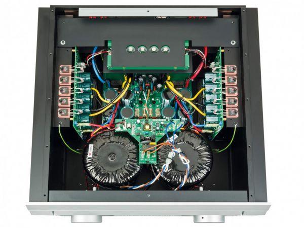 Musical Fidelity Nu-Vista 800 sztereó erősítő