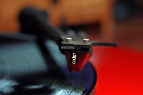 Musical Fidelity Roundtable S vinyl lemezjátszó hangszedő