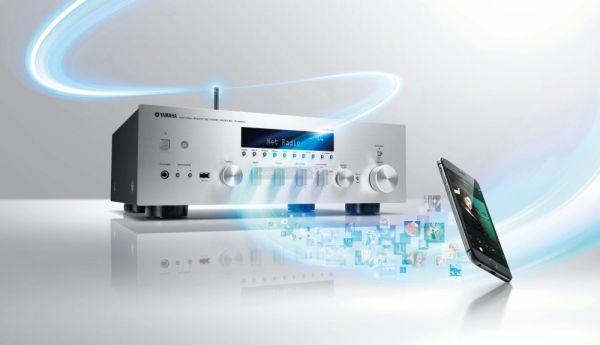 Yamaha MusicCast sztereó erősítő