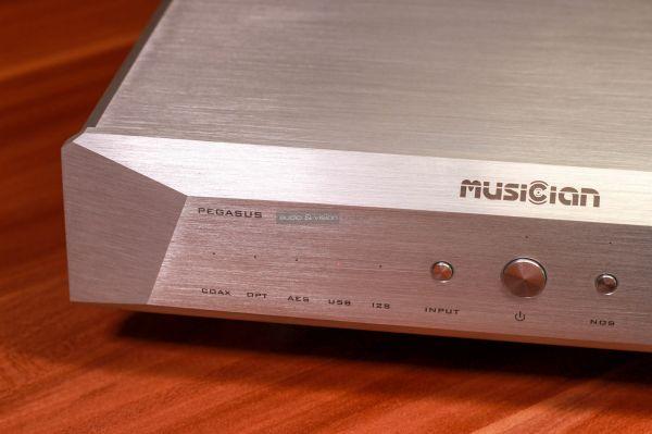 Musician Pegasus R2R DAC