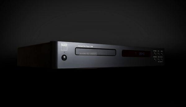 NAD C 538 CD-lejátszó