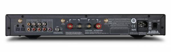 NAD C 338 hibrid digitális sztereó erősítő hátlap