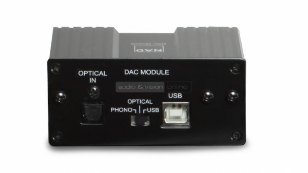 NAD C 375BEE integrált sztereó erősítő DAC modul
