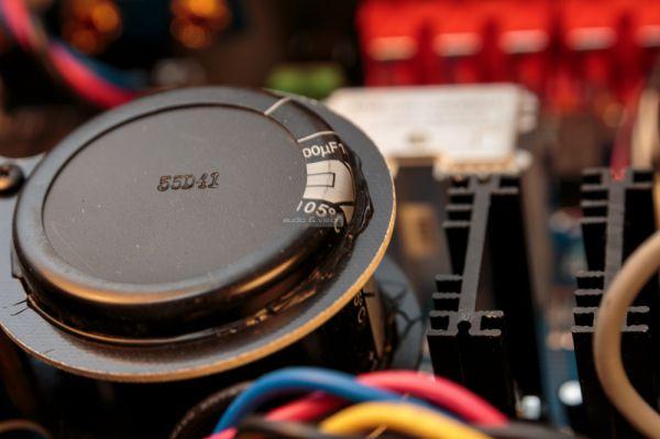 NAD C 375BEE belső