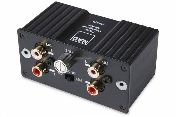 NAD C 375BEE integrált sztereó erősítő Phono modul