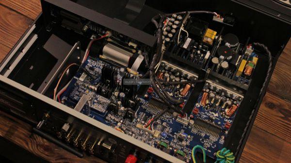 NAD C 388 hifi erősítő belső