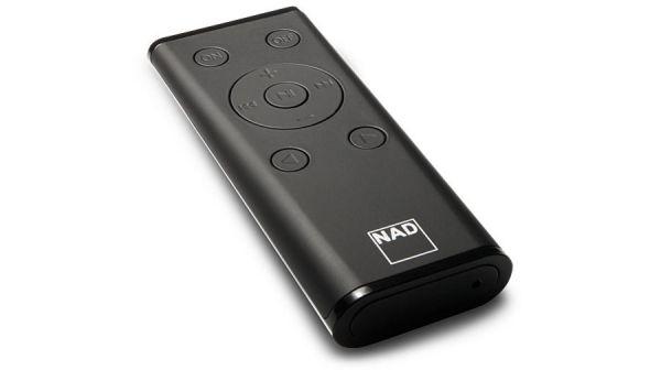 NAD D 3020 hibrid digitális erősítő távvezérlő