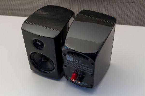 NAD D 8020 hangfal