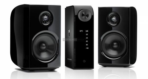 NAD D 8020 hangfal és D 3020 erősítő