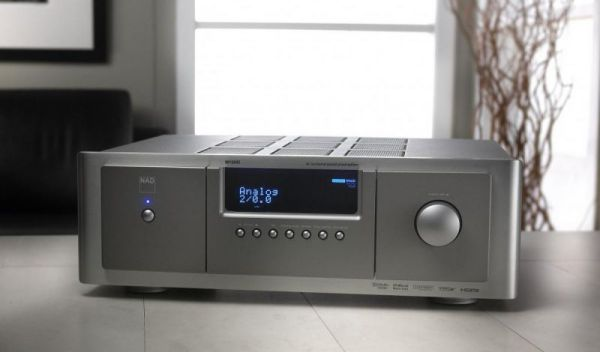 NAD M15 HD2 AV házimozi processzor
